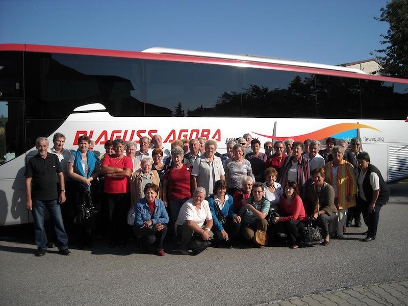 2011.09.25.<br />SCHNEEBERGI KIRÁNDULÁS<br />IZLET NA SCHNEEBERG