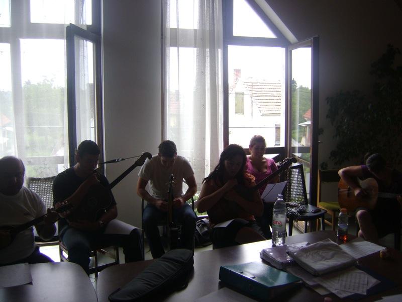 2011.07.04-08.<br />TAMBURATÁBOR<br />TAMBURAŠKI TABOR