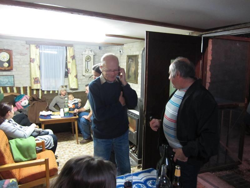 2011.10.15.<br />ZARÁNDOKTALÁLKOZÓ<br />SUSRET HODOČASNIKOV