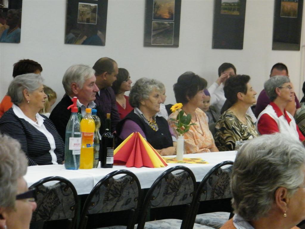 20 éves nyugdíjasklub